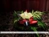 bloemschikken kerstbakje