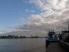 hoog water in Kampen