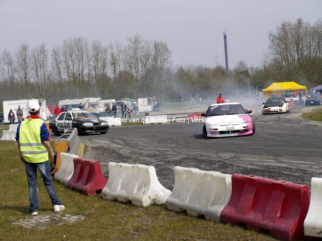 Speed en Gein @ Walibi Flevo 20-04-2008