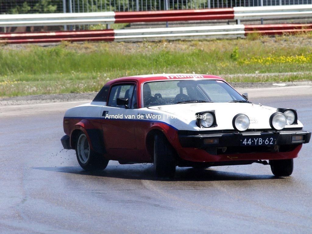 Driftcursus Midland Lelystad 11-05-2008