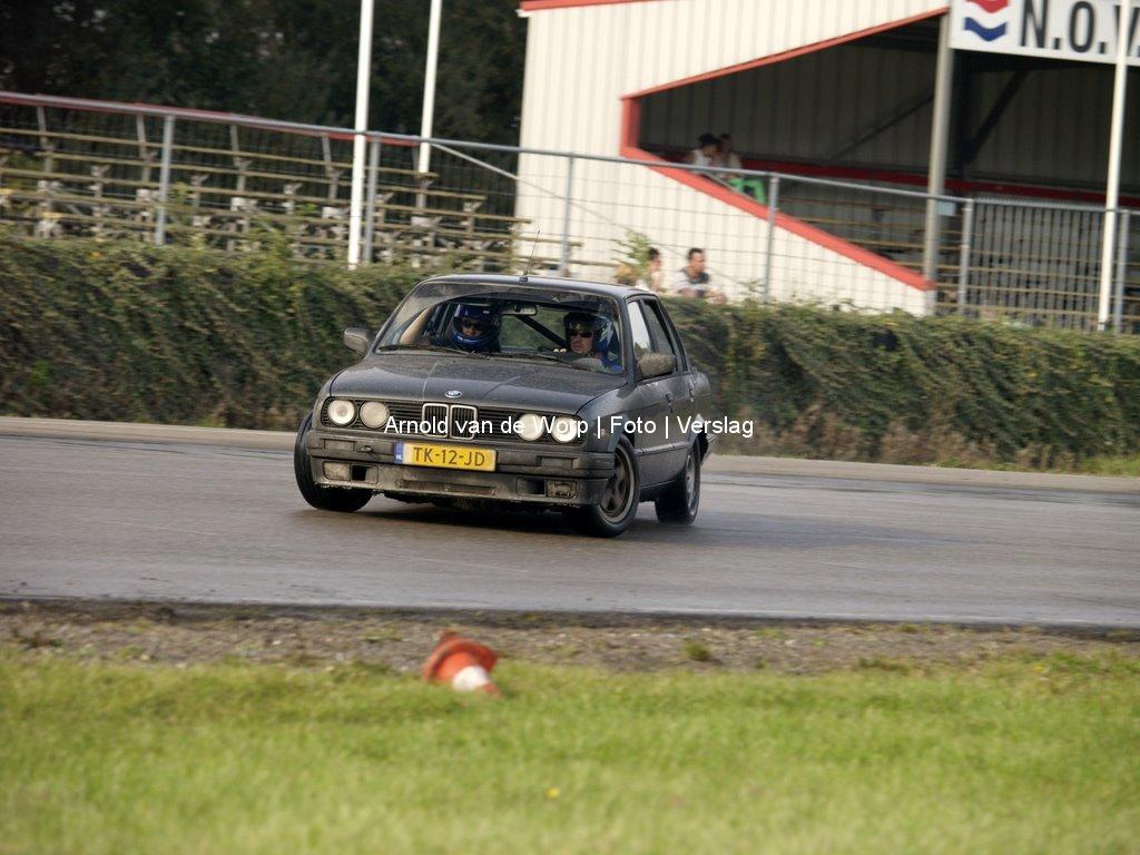 Driftcursus Midland Lelystad 28-09-2008