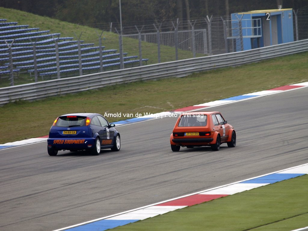 Autovisie Time Attack TT Assen 12-10-2008