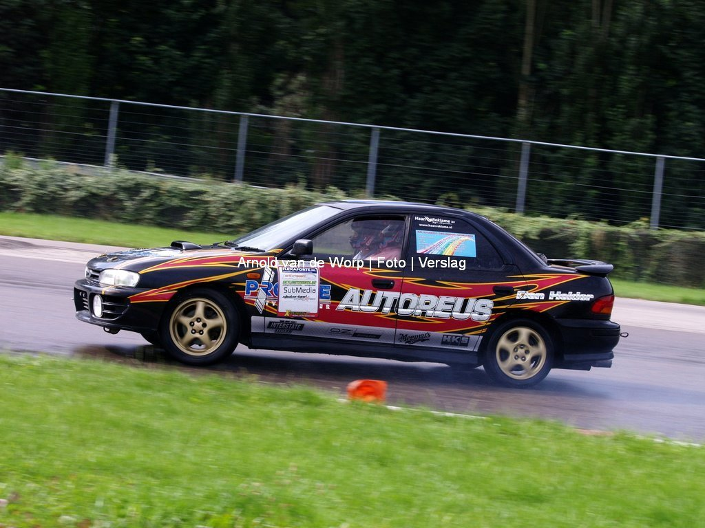 Driftcursus Midland Lelystad 02-08-2008