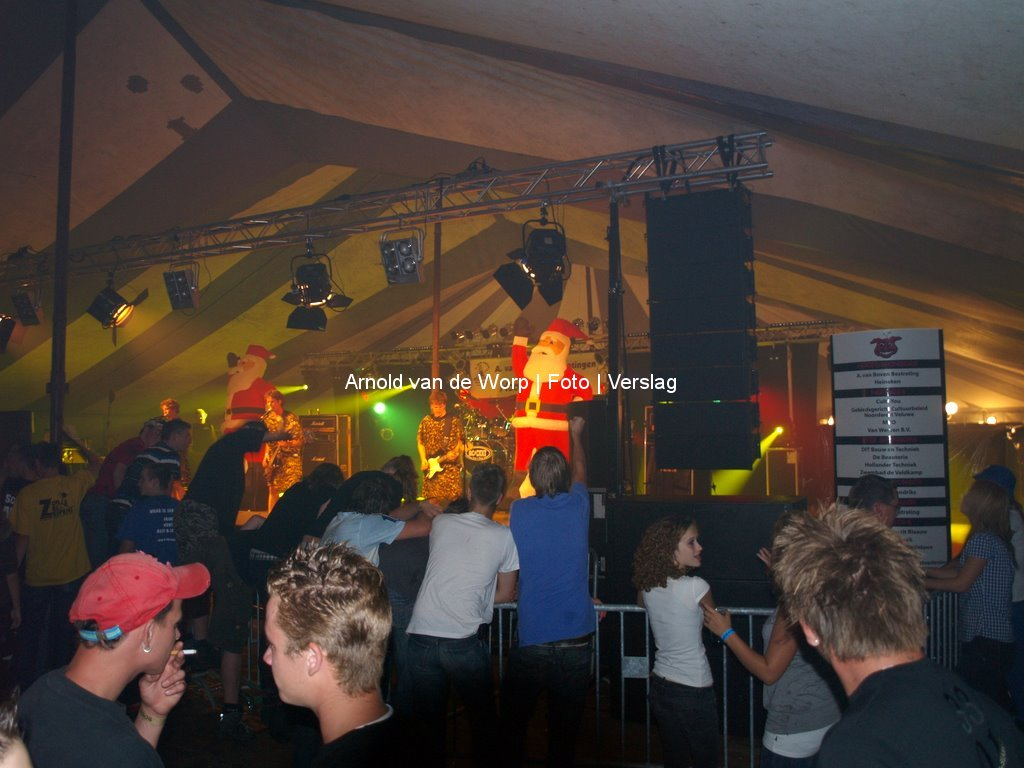 Bigpop Oosterwolde 29-08-2008