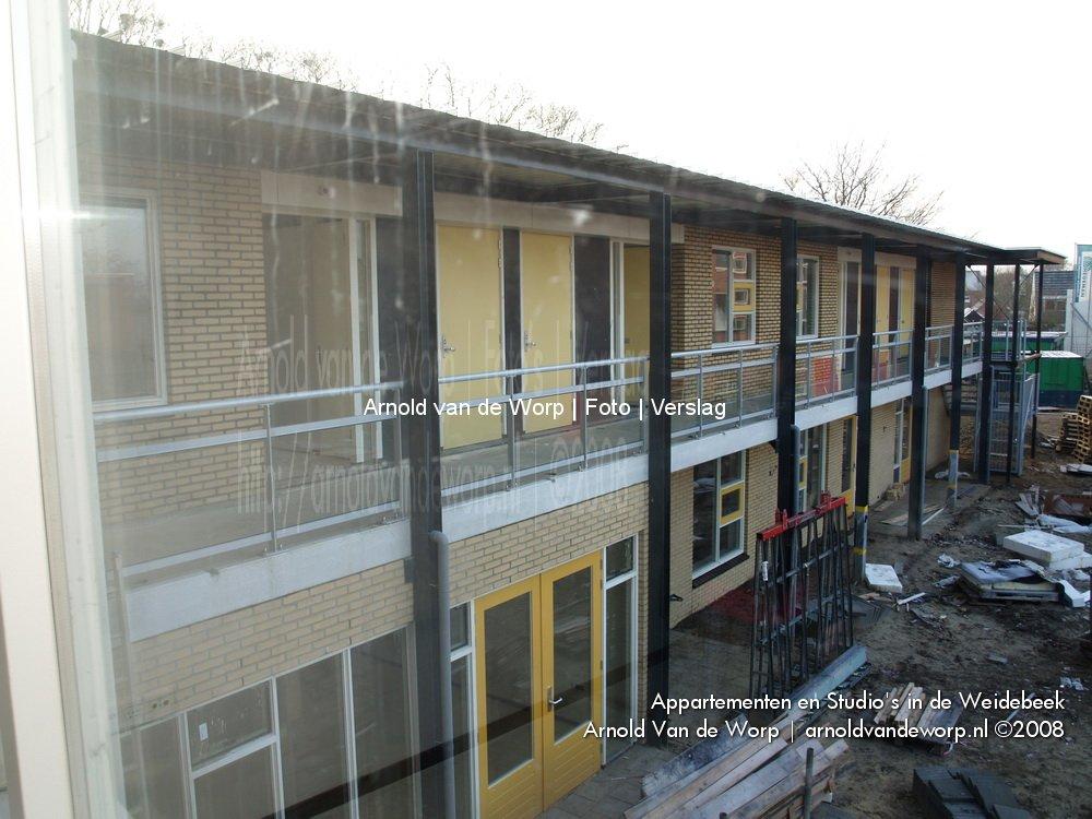 Een kijkje in de Weidebeek 13-12-2008