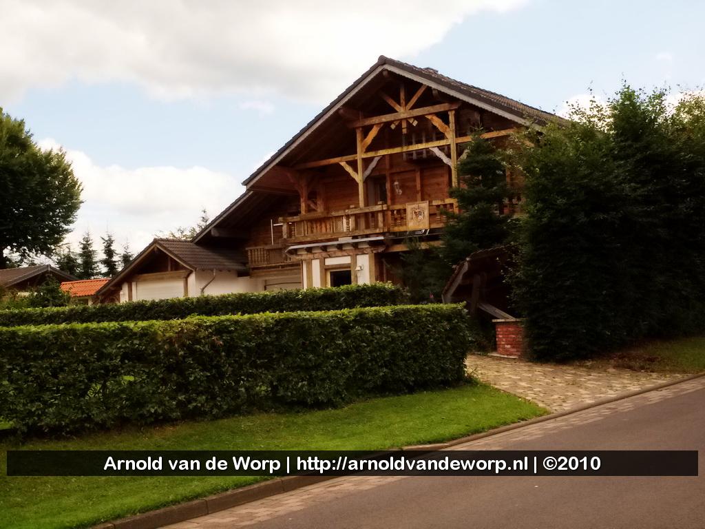 Vakantie Monschau 2010